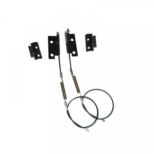 OEM BMW Z3 convertible top tension cables (2 pieces)