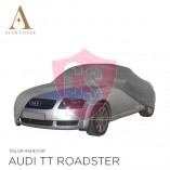 Audi TT 8N Roadster Indoor Car Cover - Tailored - Silvergrey