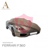 Ferrari 360 Indoor Car Cover - Tailored - Silvergrey