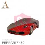 Ferrari F430 Indoor Car Cover - Tailored - Silvergrey