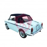 Autobianchi Bianchina Eden Roc 1957-1969 - Fabric convertible top Sonnenland®