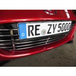 Front grill Mazda MX-5 ND/RF - Chrome Tube 1