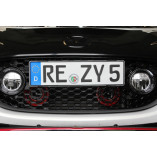 Spyder front grill Mazda MX-5 ND/RF - with LED fog lights