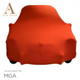 MG MGA Indoor Cover - Red