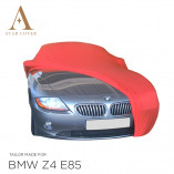 BMW Z4 E85 Indoor Cover  - Red