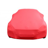 Abarth 124 Spider - Indoor Car Cover - Red