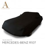 Mercedes-Benz R107 SL Outdoor Cover - Star Cover - Mirror Pockets
