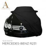 Mercedes-Benz R231 SL Outdoor Cover - Star Cover - Mirror Pockets