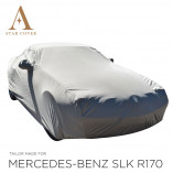 Mercedes-Benz SLK R170 Outdoor Cover - Star Cover - Mirror Pockets