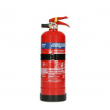 Powder extinguisher for the car 1 litres