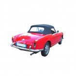Convertible top Alfa Romeo Giulia Spider 1600 double-sided cotton