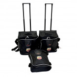 Abarth 124 Spider 2016-2020 Travel bag set with print