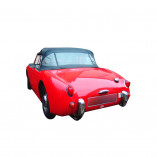 Austin Healey Sprite MK1 Frog Eyes 1958-1960 - PVC convertible top