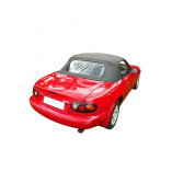 Mazda MX-5 NA 1989-1997 - PVC convertible top PVC window with zipper