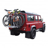 Spare Tire Bike Rack Off-Road Vehicles | FABBRI GRINGO BICI