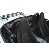 Mazda MX-5 NA & NB anti roll bars model A + wind deflector 1989-2005 BLACK EDITION