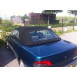 Peugeot 306 Convertible PVC Window