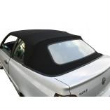 Volkswagen Golf 3 & 4 Convertible Glass Window - Heated 1993-2002