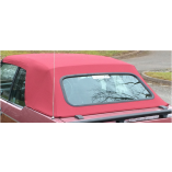 Ford Escort Mk4 1983-1991 - Fabric convertible top Stayfast