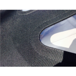 Mercedes-Benz R129 SL hood - Rear - PVC rear window 1989-2001
