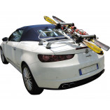 Luggage Rack + Ski Carrier 128x50cm - Unispider C