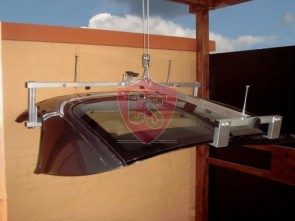 Fiat Barchetta Hardtop Storage Lift