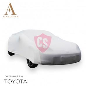 Toyota MR2 Spyder  Indoor Car Cover - White