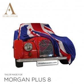 Morgan Plus 8 Indoor Car Cover - Tailored - Union Jack