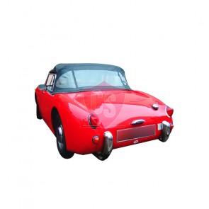 Austin Healey Sprite MK1 Frog Eyes 1958-1960 - PVC convertible top