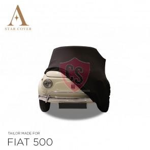 Fiat 500 - Indoor Car Cover - Black