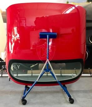 Foldable Hardtop Storage Cart | Dolly
