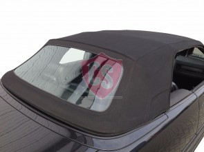 BMW 3 Series E36 Convertible PVC Window