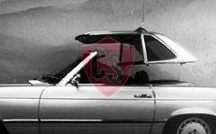 Mercedes-Benz R107 SL Hardtop Storage Lift