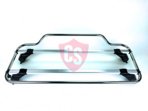 Audi A4 Luggage Rack - Stainless Steel 110x42cm