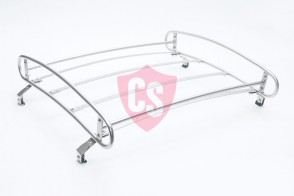 Porsche 911 Coupe 1965-1989 Roof Rack - Stainless Steel