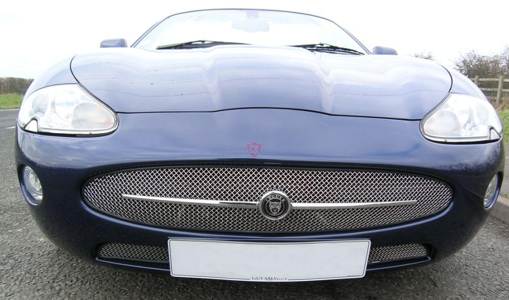 Jaguar XK8 XKR X100 Lower Mesh Grille 2003-2006 | Cabrio ...